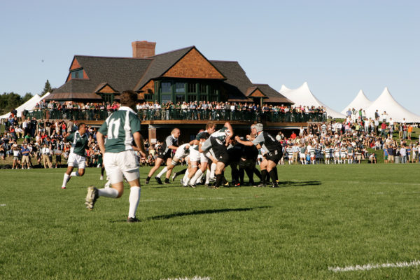 Corey Ford Rugby Clubhouse at Dartmouth College