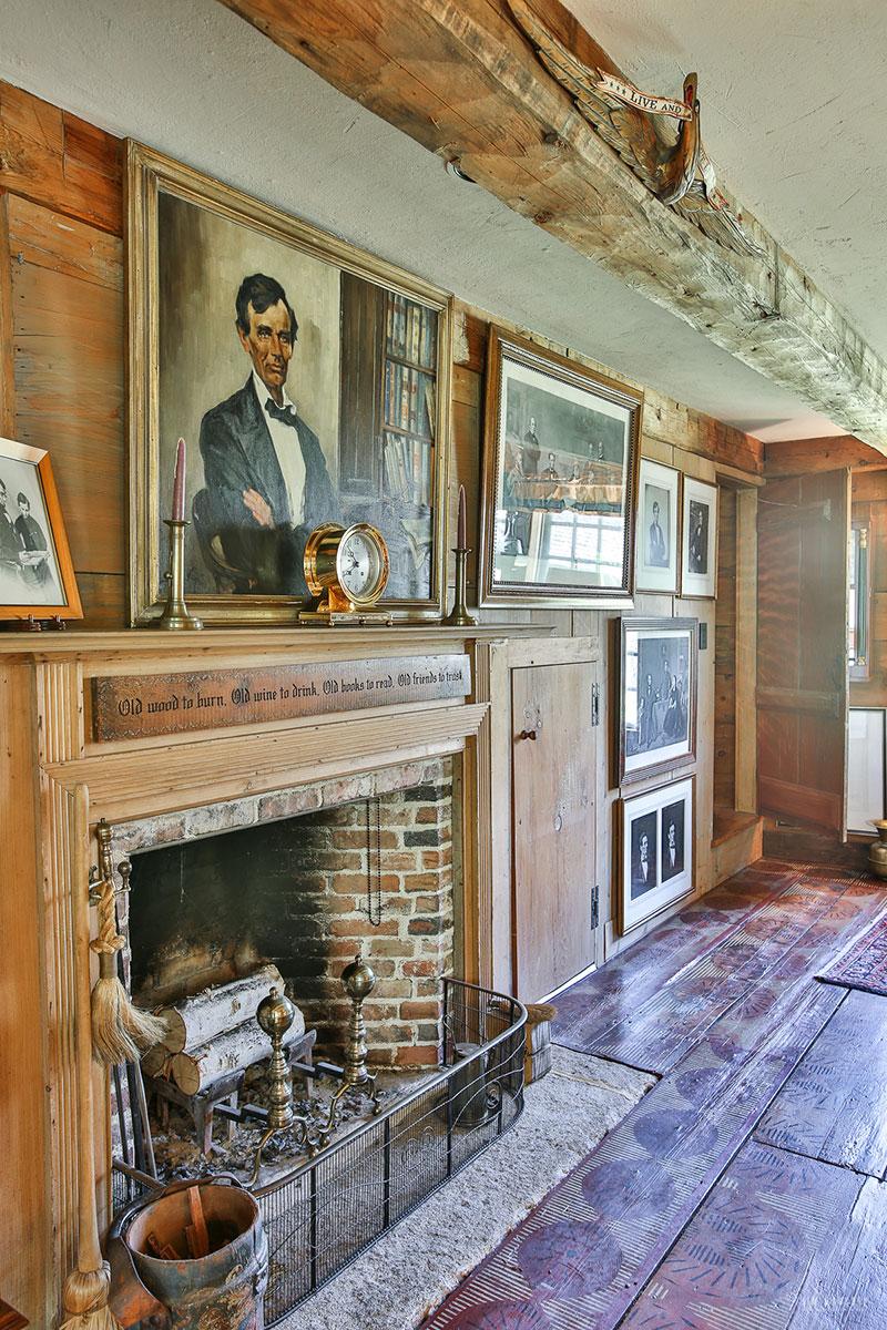 Historic Renovation in VT
