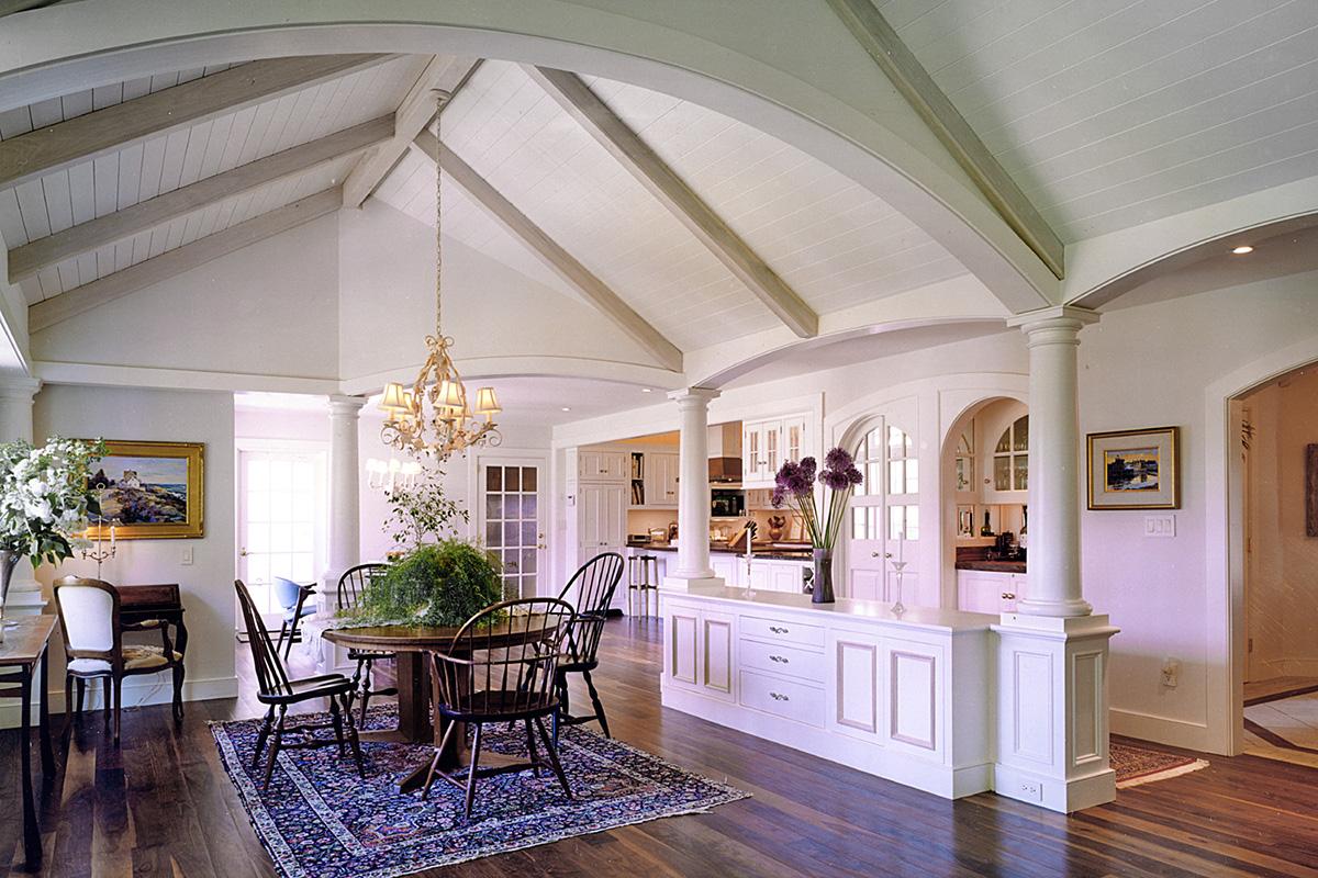 Hanover Architectural Design Living Room