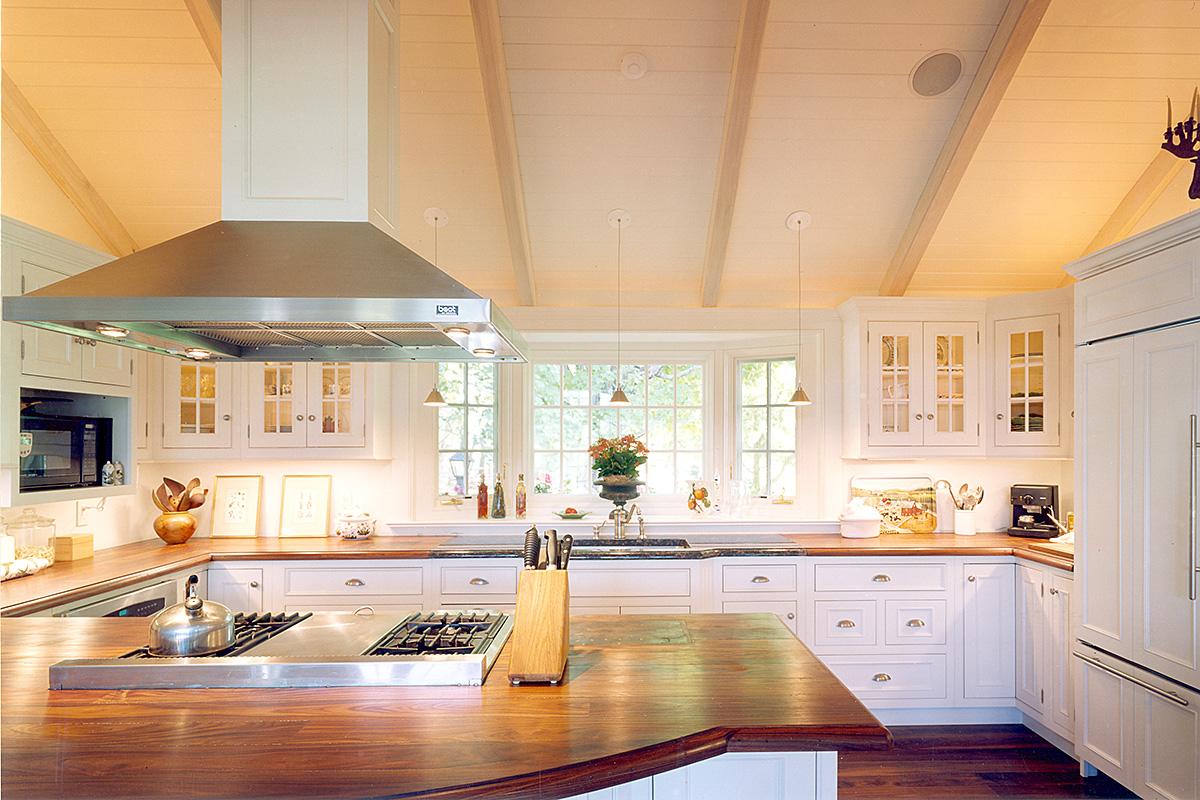 Hanover Architectural Design Kitchen