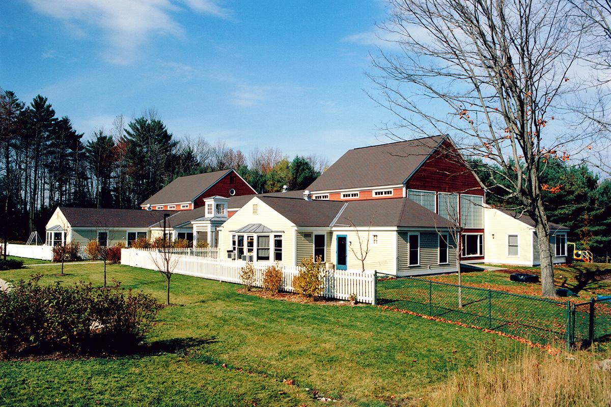 DHMC Architectural Design New Hampshire