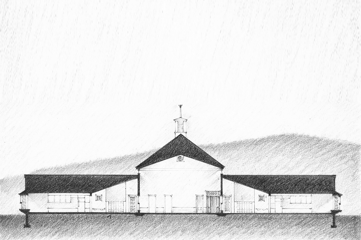 DHMC Architect New Hampshire Drawing
