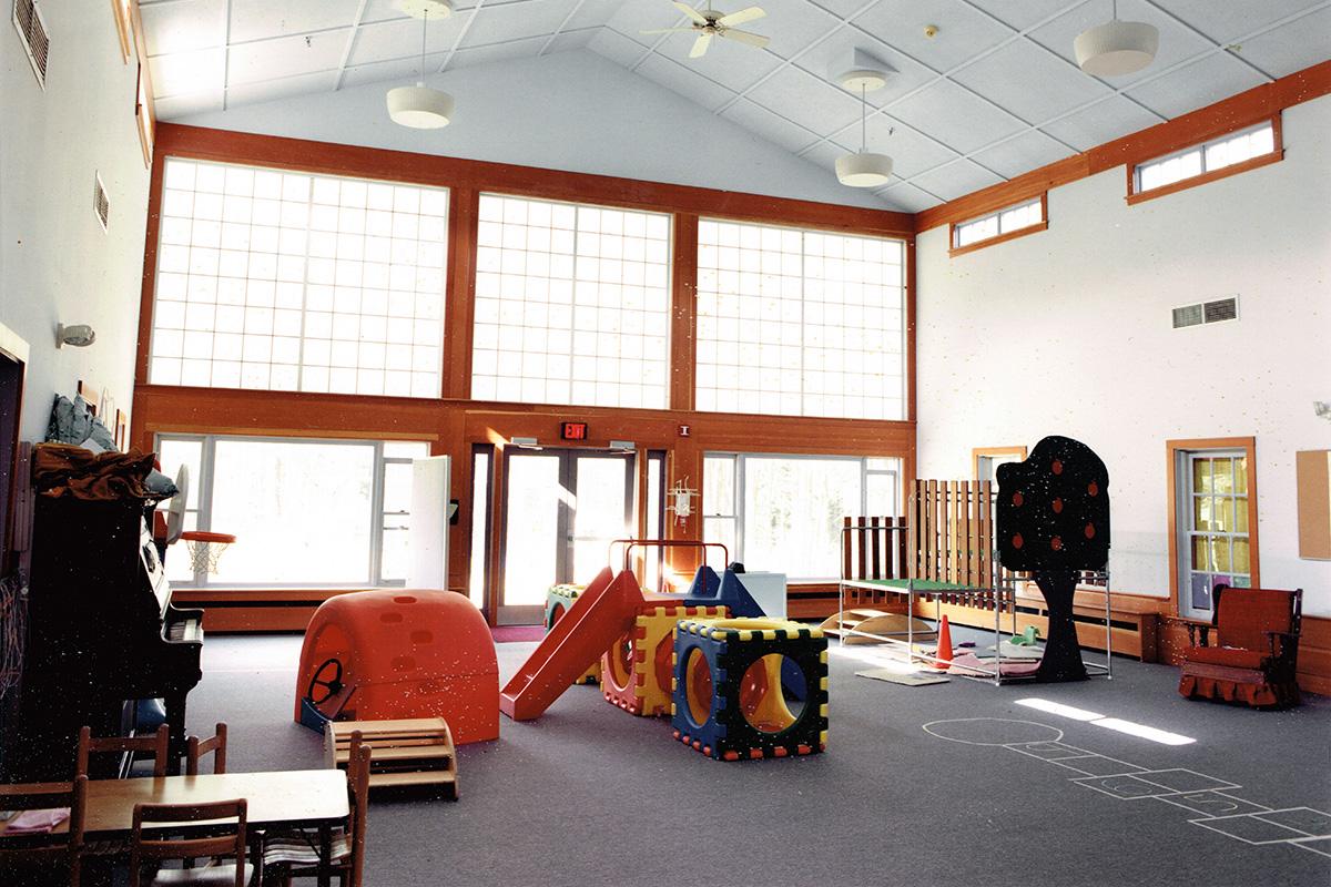 DHMC Architect New Hampshire