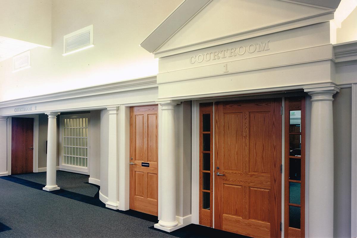 Courtroom Design