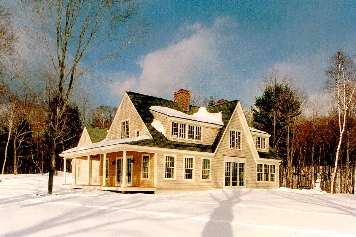 Upper Valley VT NH Architect