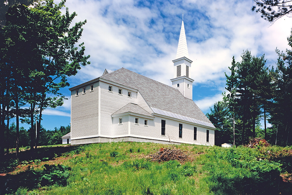 Kearsarge Architect Church