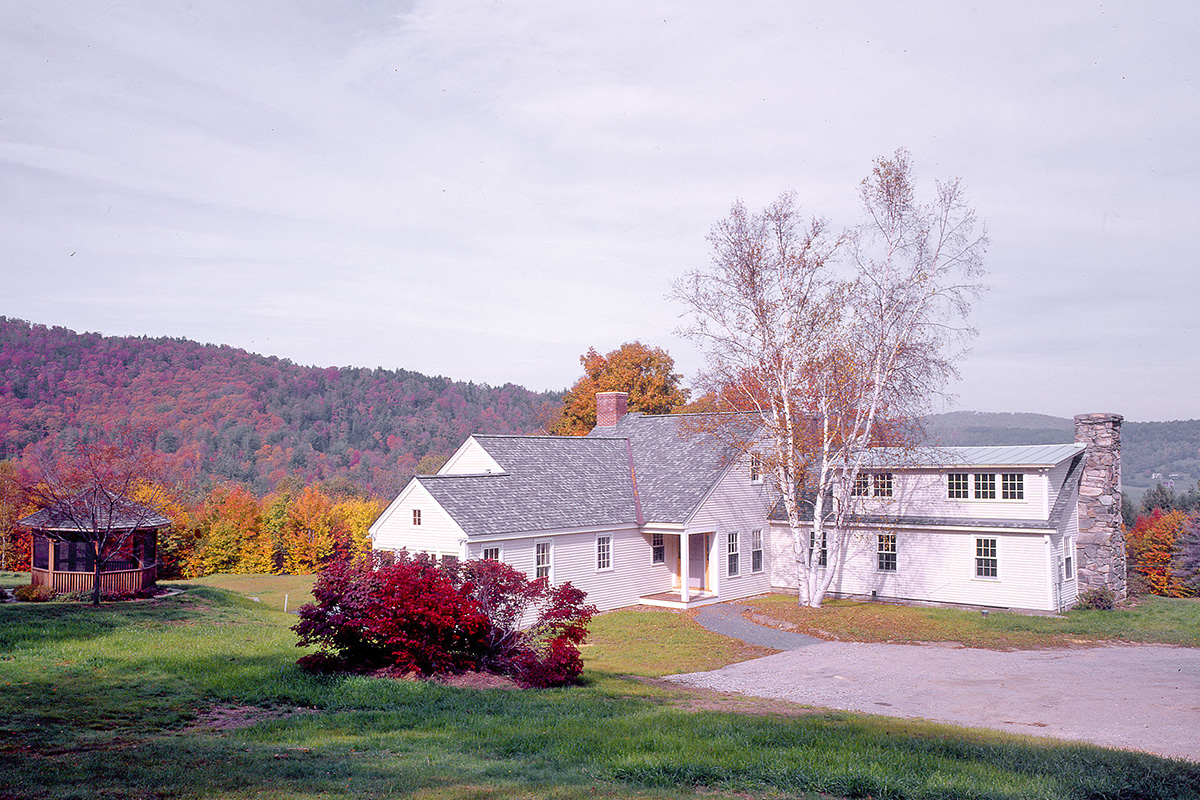 Vermont Home Architects