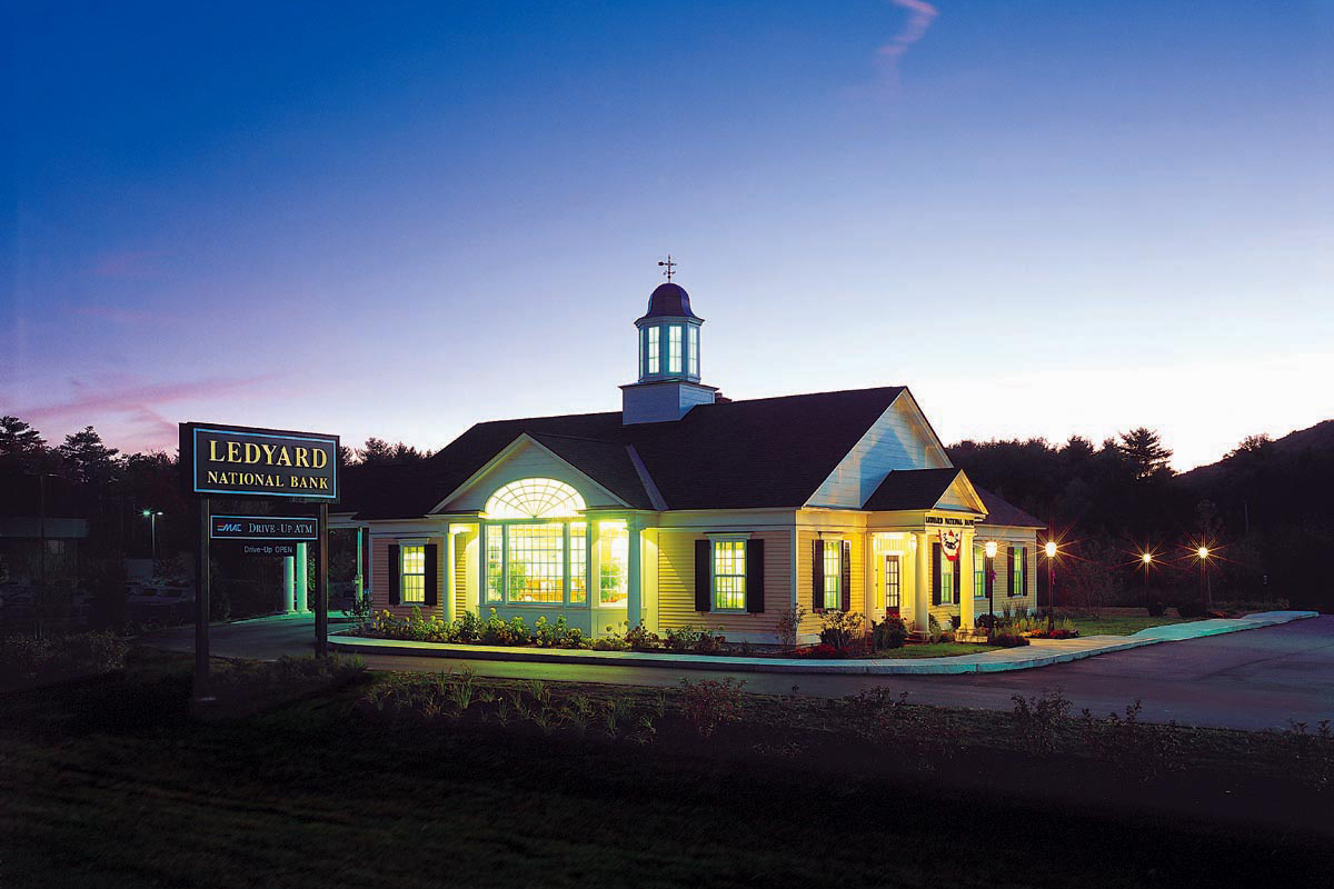 Ledyard National Bank Architect, VT
